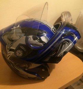Продам шлем в идеальном состоянии