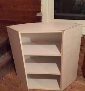 Шкаф угловой кухонный, навесной