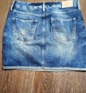 Юбка джинсовая Соlin's