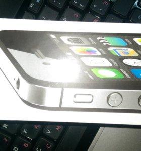 Новый iPhone 4S 32Гб