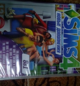 The Sims 4 новые дополнения