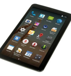 """10.1""""Новый планшет dexp Ursus TS210 8 Гб 3G черный"""
