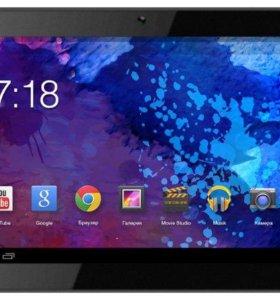 """10.1""""Новый планшет RoverPad Air Q10 8 Гб 3G черный"""