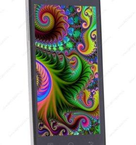 "4.7""Новый смартфон dexp Ixion X147 Puzzle 8 гб"