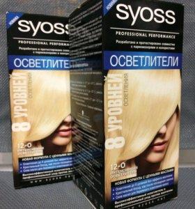 Краска для волос , Осветлитель Syoss 12-0