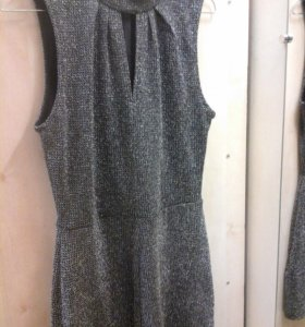 Платье конбез