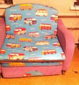 Детский диван- кресло.