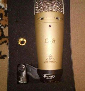 Микрофон и звуковая карта торг