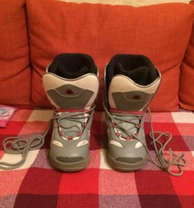 Сноубордические ботинки 🏂