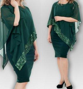 Новые платья 54,56 размеры