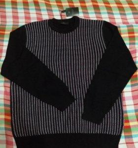 Пуловер Magotty (Италия) р-р 52-54/XL новый