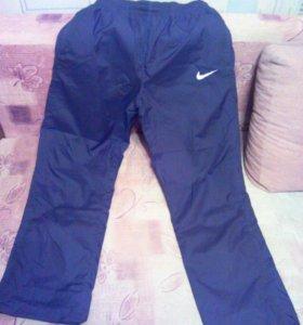 Спортивные штаны фирменные nike