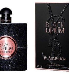 Духи Yves Saint Laurent Black Opium 90 ml