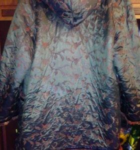 Курточка необычная 48-50
