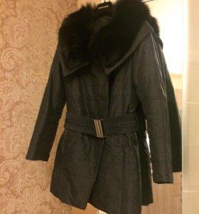 Зимняя куртка (пальто, пуховик) Mioro