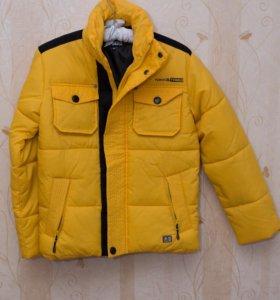 Куртка подростковая Tokka Tribe