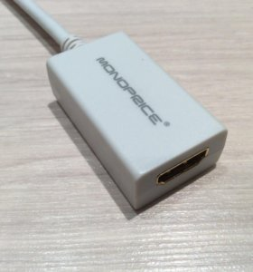 Переходник Monoprice Mini Display Port to HDMI