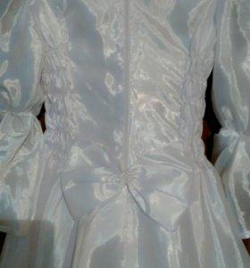 Праздничное детское платье.