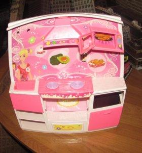 Кухня для Барби.