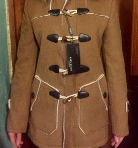 Парка-пальто мужское.новое.