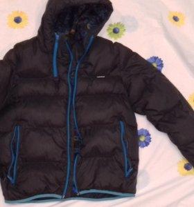 Зимняя,мужская курткс