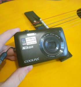 Nikon CoolPixS4400 📷