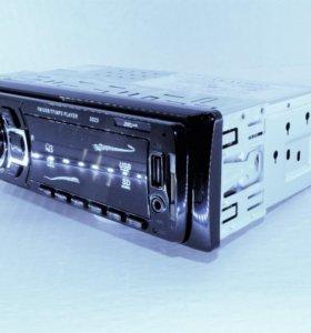 USB AUX Автомагнитола JVC o/k Model 3023