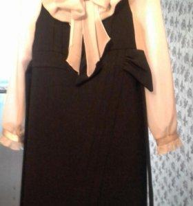 Сарафан +блузка