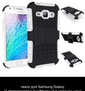 Чехлы для Samsung J1.Новые