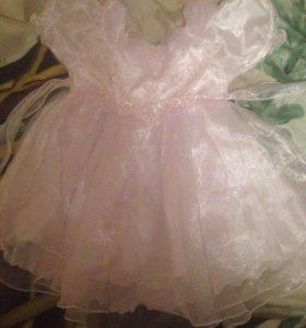 Детский мобиль и платье