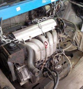 Volvo 850 двигатель