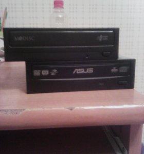 Два дисковода. Цена указана за один.
