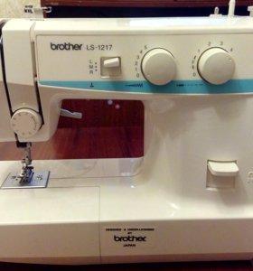 Швейная машина Brother LS-1217