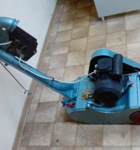 Паркетношлифовальная машина (про-кат)
