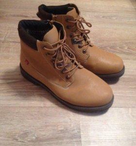 Ботинки(новые)