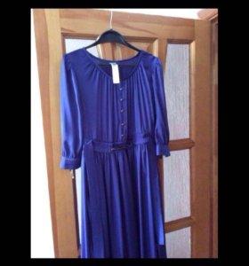 Платье, шёлк, 44 размер
