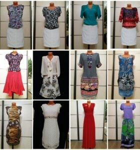 Платья блузы
