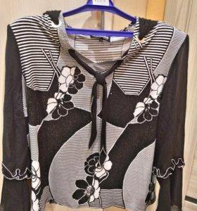 Блузка 50-54 размер