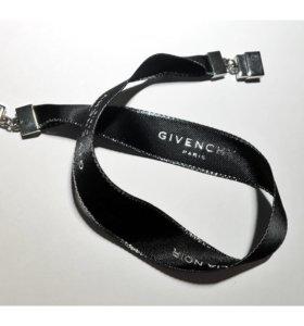 Новый брелок лента Givenchy