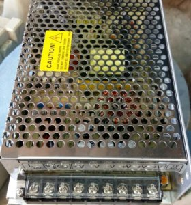 Блок питания HTS-200M-12 (12V, 16.7A, 200W)