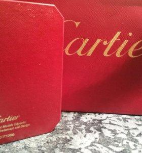 Cartier  запонки