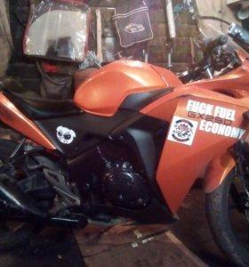 X-moto gx 250