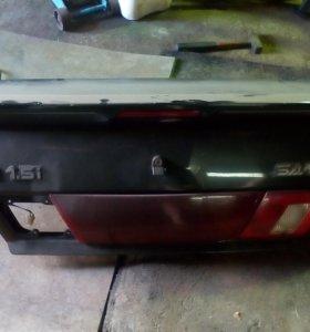 Крышка багажника на ВАЗ 21015