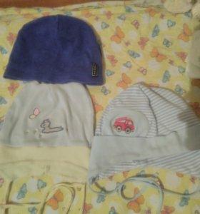 3 шт детские шапочки
