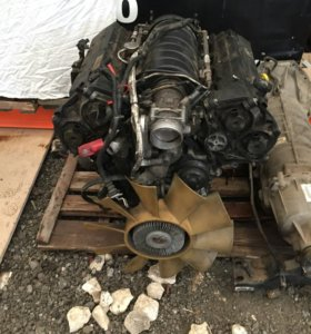 Двигатель б/у Cadillac SRX I