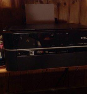 Принтер, сканер-капир