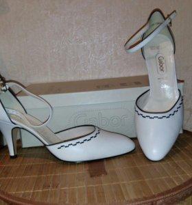 Туфли  новые Gabor