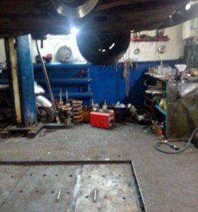 СТО 24 часа, Мелкосрочный ремонт автомобилей.