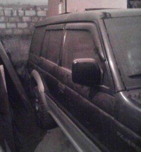Mitsubishi Pajero 1995г. Требует ремонт двигателя!