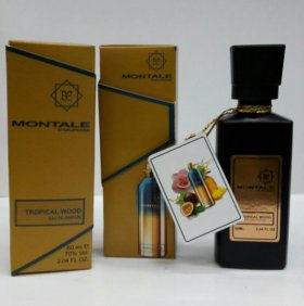 Montale Tropical Wood  60 мл